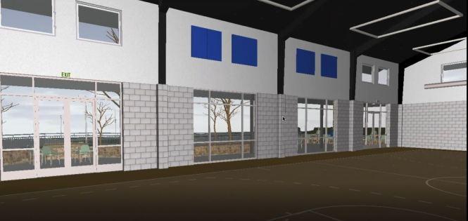 Activity Center view from narthex door 2_17111401